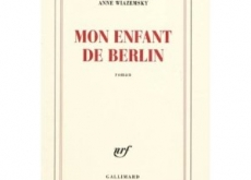 Mon enfant de Berlin dAnne Wiazemsky