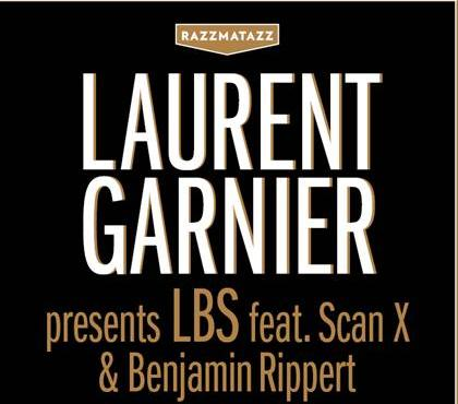 Laurent Garnier Barcelone