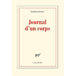 Journal d un corps de Daniel Pennac